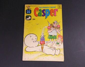 Vintage Casper The Friendly Ghost comic book