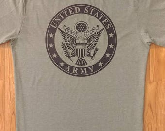 Army - Army Shirt - Mens Army Shirt - Womens Army Shirt - Army National Guard - Army Veteran - Army Wife - US Army Shirt - Military Shirt