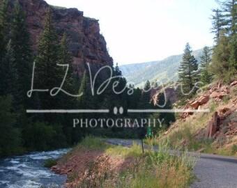 Glenwood Canyon Digital Download Photo