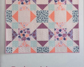 Heather Jones Studio Palm House Quilt Pattern