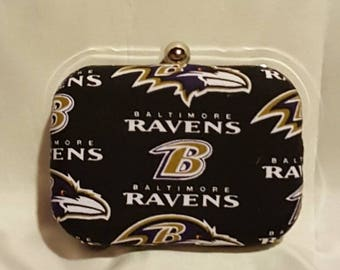 Baltimore Ravens Clutch Box