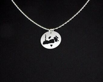 Key West Necklace - Key West Jewelry - Key West Gift