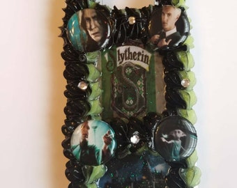 Harry potter slytherin s8 plus decoden whipped phone case