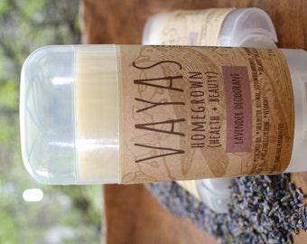 Lavender Deodorant (Organic ingredients)