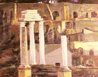 Italy  Roman Forum