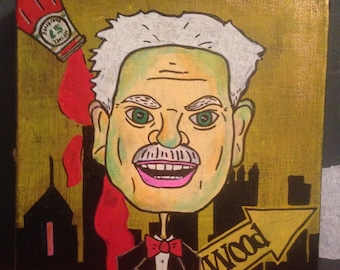 Pittsburgh Painting Series: Rick Sebak