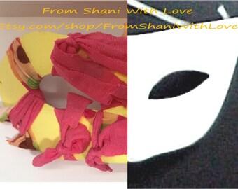 Mask of Art-Banana Strawberry