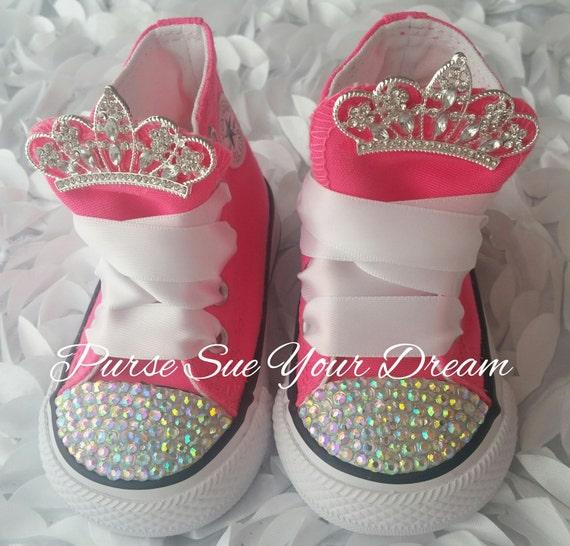 bd24750dbae2 ... switzerland custom swarovski crystal rhinestone custom converse shoes  fdfea 0ee42 ...