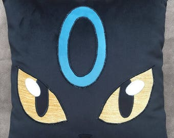 Shiny Umbreon pokemon cushion