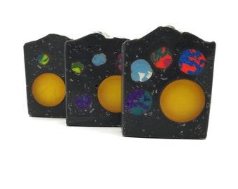 Galaxy Cold Process Soap