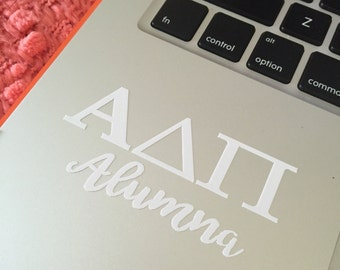 Alpha Delta Pi Alumna decal sticker - 172