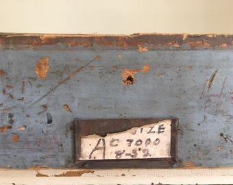 Vintage Storage Tray