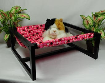 Cat cradle, cat furniture, pet furniture, cat bed, pet bed