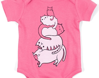 Baby Girl Clothes Baby Girl Gifts BABY CLOTHING Baby Clothes cat - baby girl clothing, baby clothes for girls, newborn girl gift
