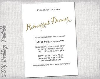 Dinner invitations templates idealstalist dinner invitations templates stopboris Gallery
