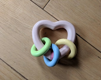 Heart Grasping Toy