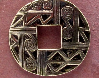 Tusayan Bowl Design Disk 1 - C031