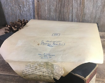 Vintage player  piano roll, beautiful player piano roll When Lights are Low, copyright 1923, Imperial Songrecord, player piano waltz