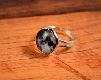 Moon Ring, Full Moon Ring, Space Ring, Full Moon Jewelry, Astronomy Ring, Astrology Ring, Planet Ring, Astrology Jewelry, Moon Jewelry