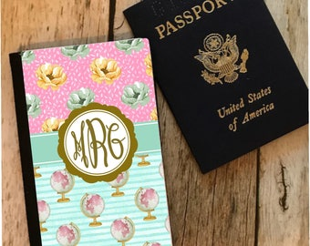 Personalized Passport Cover Personalized Passport Holders