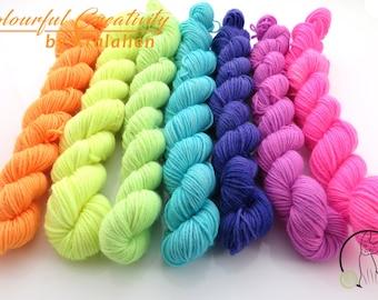 Pre-order: Bright AF -  Colourful Smooth Sock Set