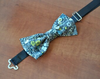Bow tie for adult Liberty fitgerald gray (bow tie available upon request)