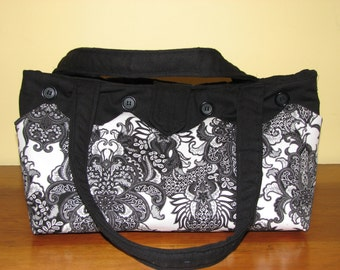 Three-in-One Multi-look Handbag