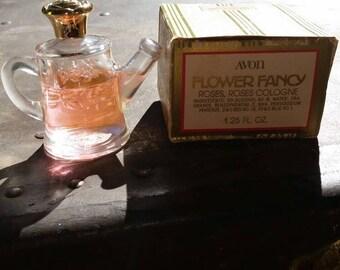 Avon Flower Fancy Roses
