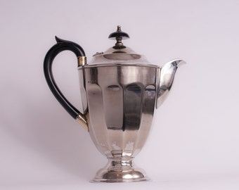 Silver Plated EPNS Antique Coffee Pot.