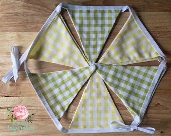 Spring/Easter Bunting