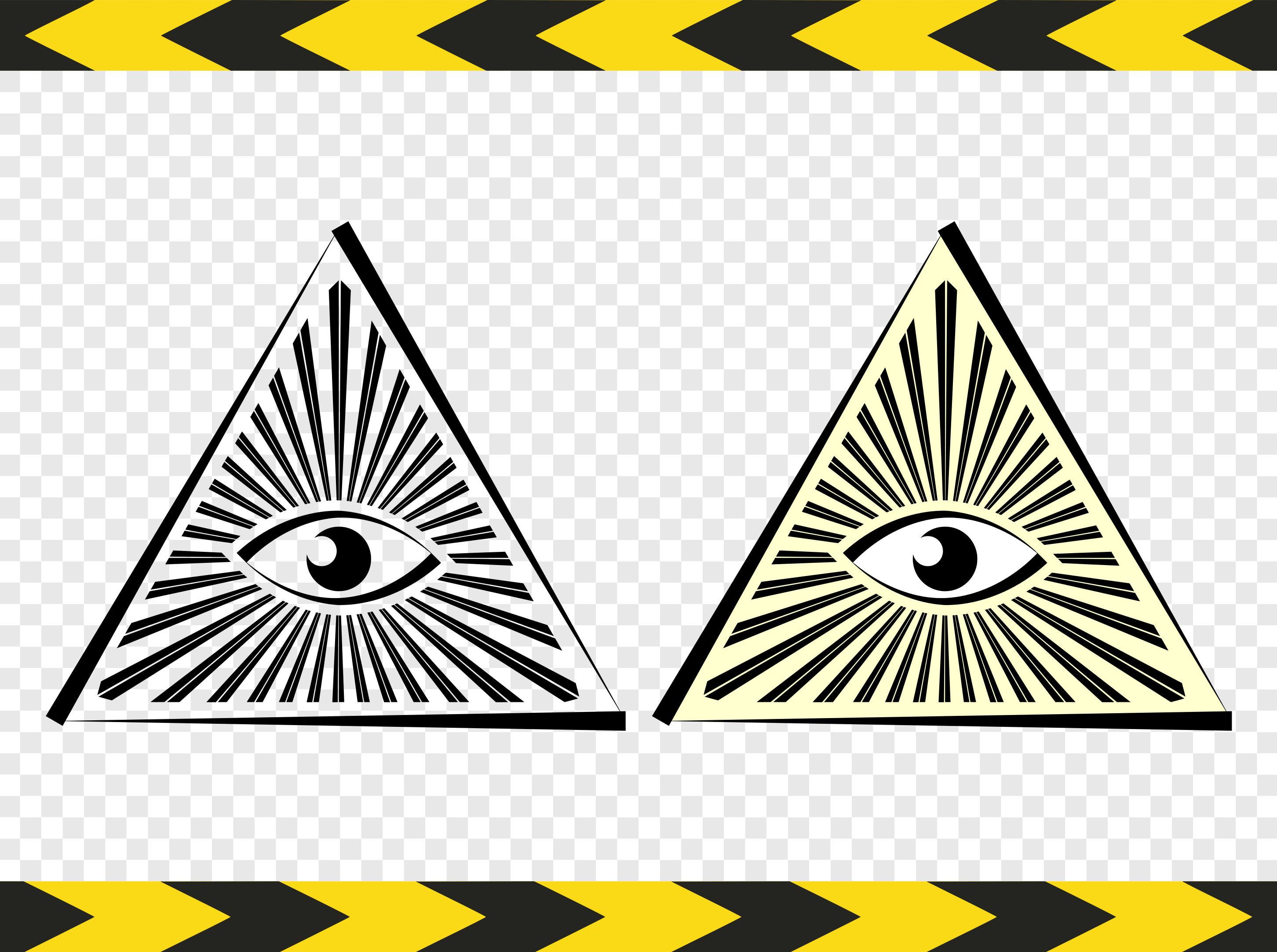Illuminati symbols svg pyramid clipart eye of providence cut zoom biocorpaavc Choice Image