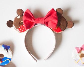 Mix & Match Mickey friends donut ears