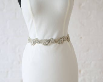 "Jaxie ""Patti"" Bridal Belt"