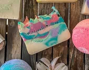 Ring Around the Rosie  - Handmade Soap