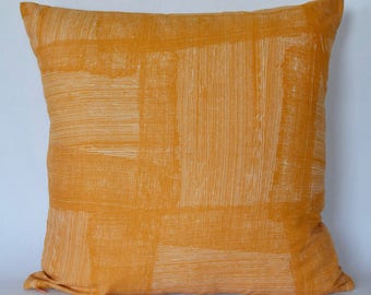 "Marimekko Pillow Cover, Handmade, Pattern ""Noki"" 18""x18"" (45x45cm)"