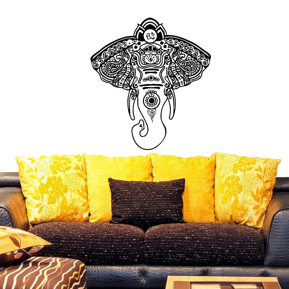Dorable Tribal Wall Decor Pattern - Wall Art Collections ...