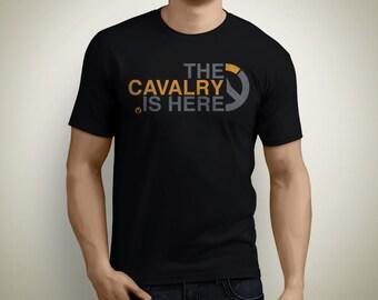 The Cavalry's Here! - Overwatch T-Shirt