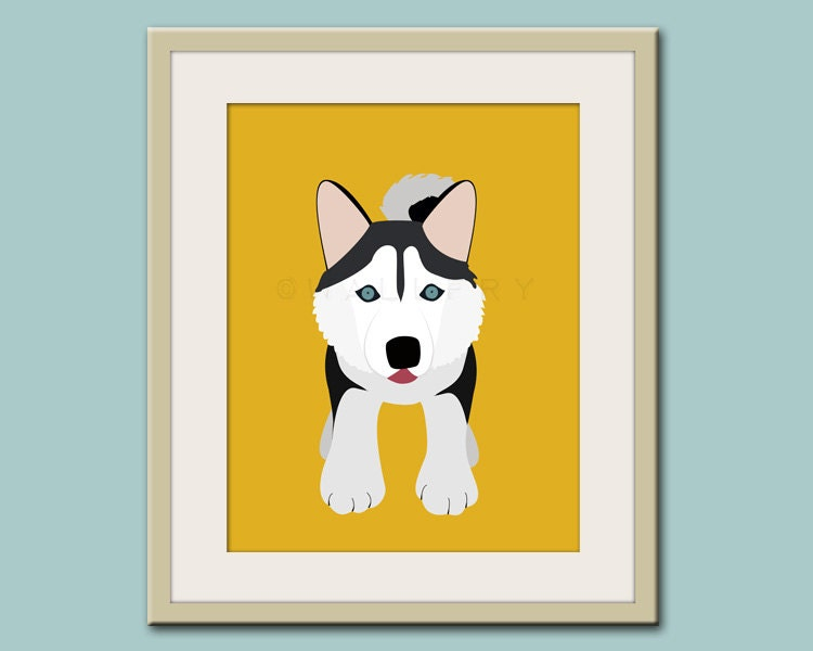 ?zoom  sc 1 st  Etsy : puppy wall art - www.pureclipart.com
