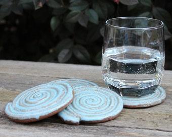 Drink coaster set