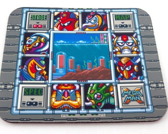 NES Mouse Pad - Mega Man X