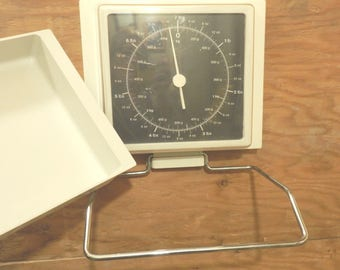 Vintage Folding Kitchen Weigh Scale Wall Mount Hanging Prestige West Germany 7lb max.weight