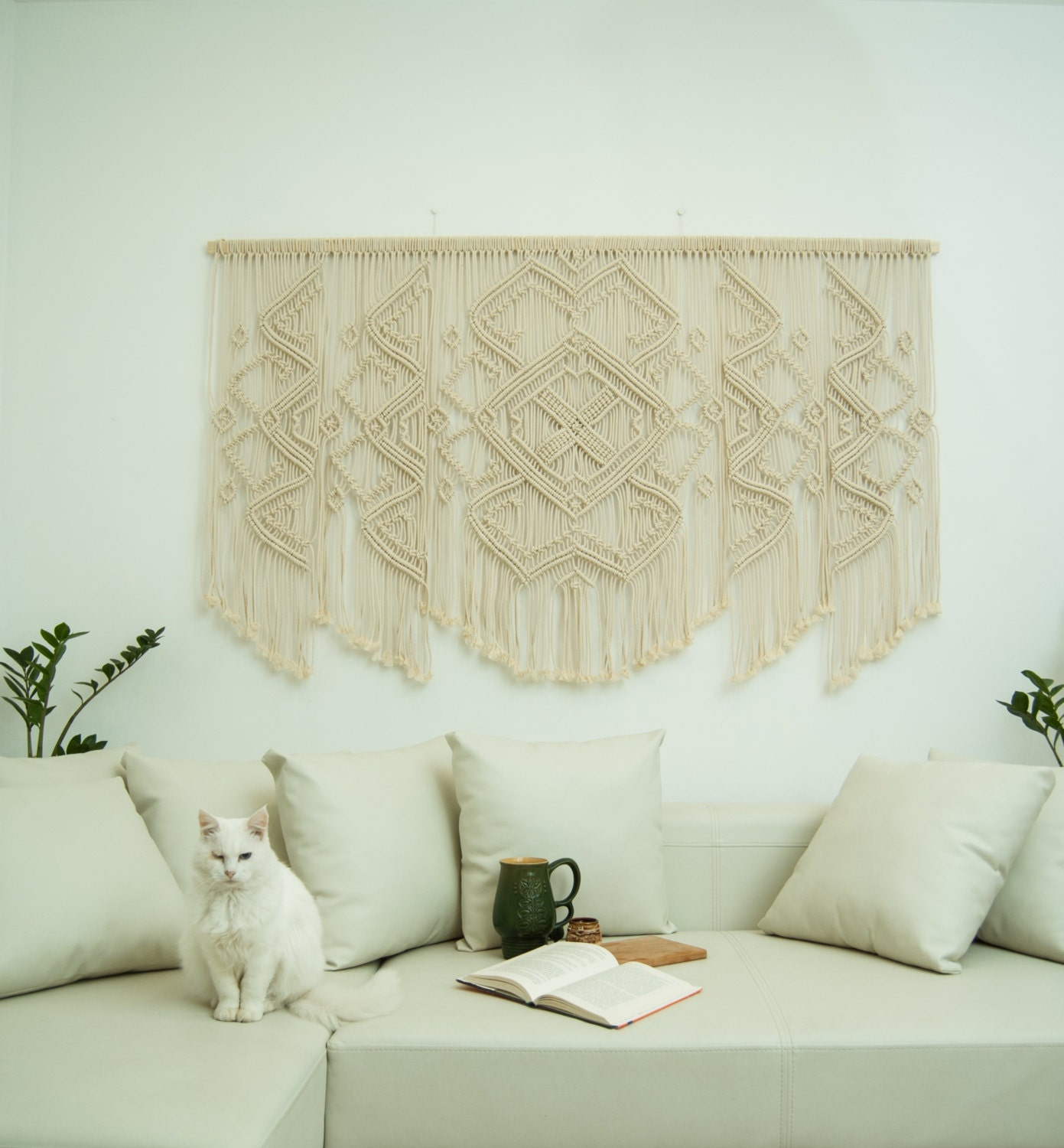 Large Wall Hangings Large Macrame Wall Hanging Macrame Wall Hanging Macrame