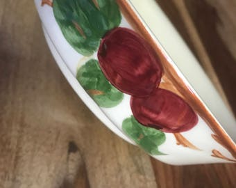 Franciscan - Apple - Vegetable Bowl - Vintage