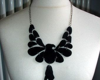 Custom Parrot Necklace