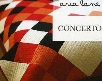 Concerto designed by Aria Lane