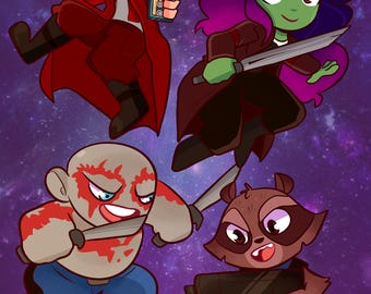 Guardians of the Galaxy (Print) [Discontinued]