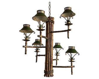 French Empire-Style Chandelier