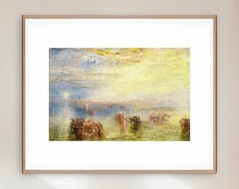 William Turner - Giclee Print