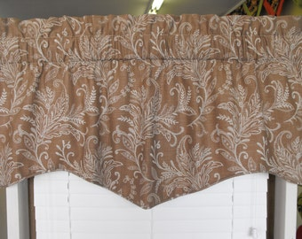 SALE Window Treatment valance, Waverly, Curtain valance, Window curtain, Curtains, Custom made valances, Home Decor valances, Window