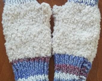 Handmade Knitted Handwarmers